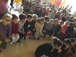 """le spectacle """"la ferme de Léonie"""" MS"""