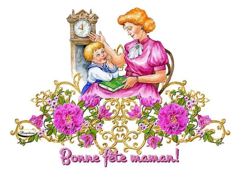 Mots à gogo fête des mères