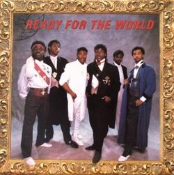 Ready For The World - Long Time Coming - Complete LP