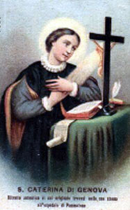 Sainte Catherine de Genes