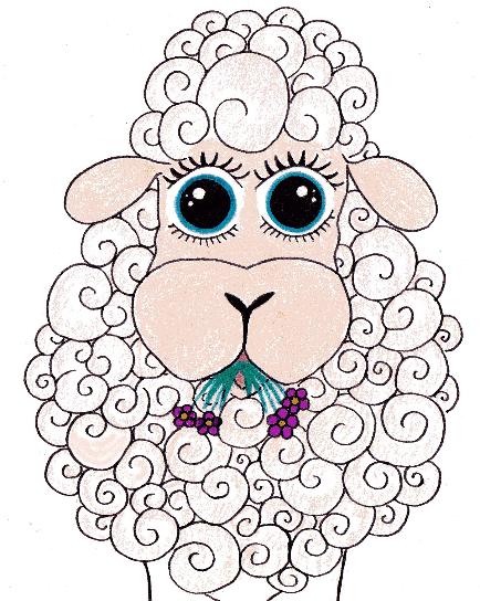 Dessins r sultats 19e concours apprendre la bande - Dessin mouton rigolo ...