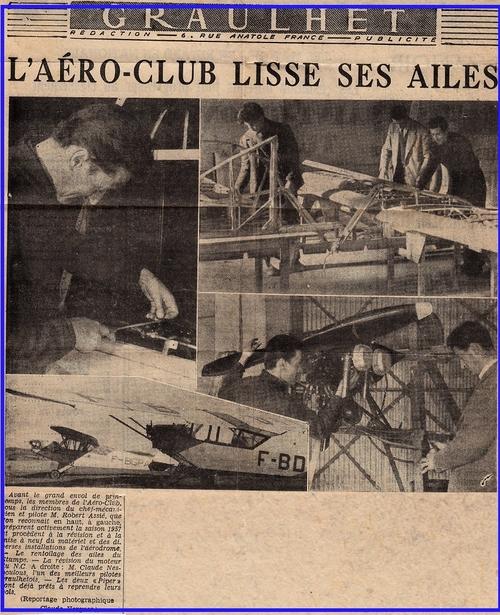 - Robert Assié : pilote mécanicien
