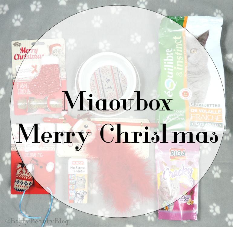 Miaoubox Merry Christmas !