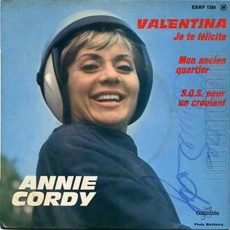 Annie Cordy, 1963
