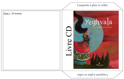 INCOS 2014: Yeghvala en CD