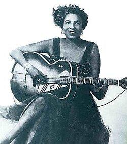 En vedette : Memphis Minnie