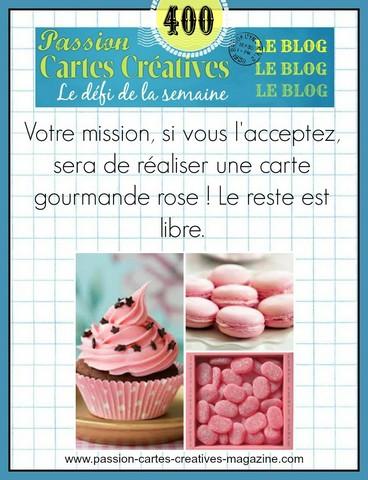 Passion Cartes Créatives #400