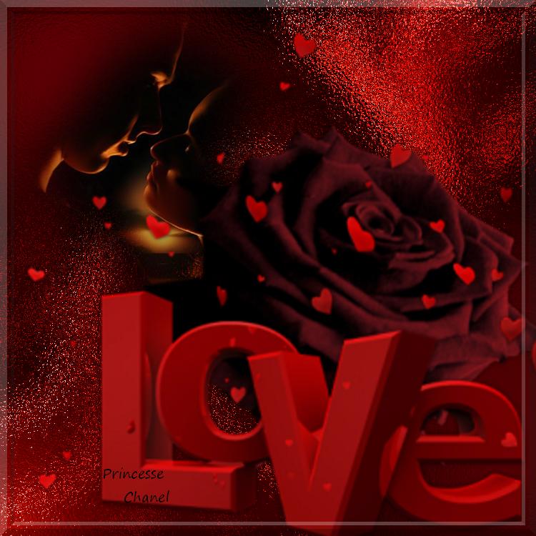 Love en rouge