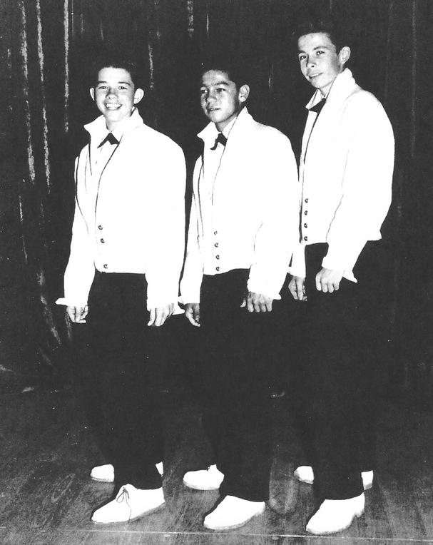 The Del Shays aka The Teen Rockers (2)