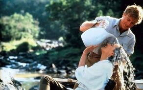 Out of Africa - Souvenirs d'Afrique : Photo Meryl Streep, Robert Redford