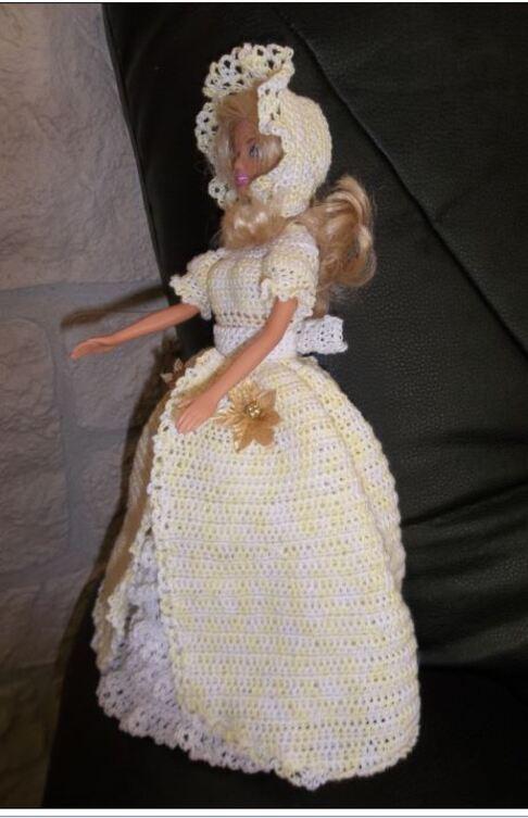 Les réalisations de Sisi pour Barbie