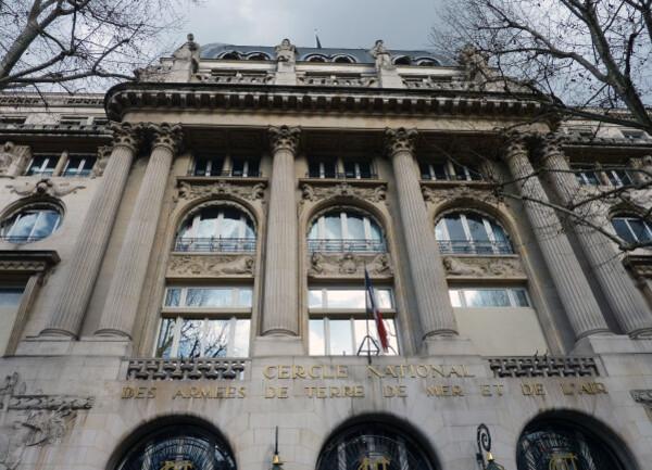 34 - Le Cercle national des armées façade