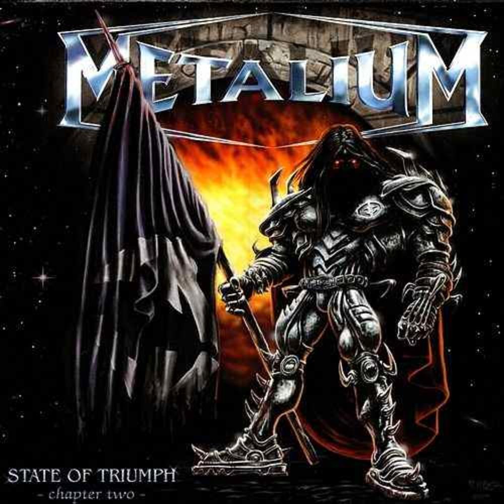 Metalium - State of Triumph (2000)