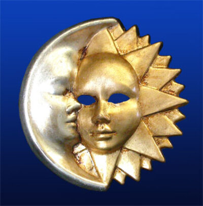 De soleil en lune...