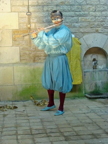 Je suis né...Jean de la Fontaine