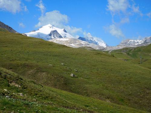 22/07/2017 Vallée Perdue Val d'Isère Vanoise Savoie 73 Savoie