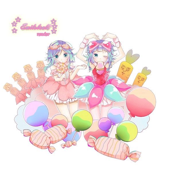 Render Gumi Candy