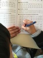 L'écriture au CE1 B