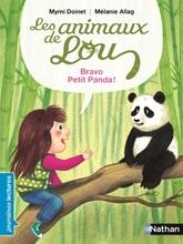 Les animaux de Lou - Bravo petit Panda !
