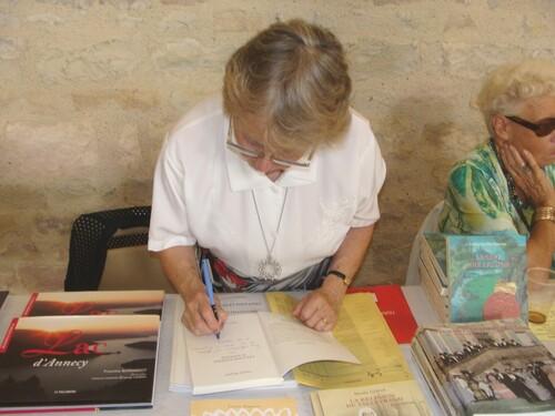 La Biennale du livre à Jully...