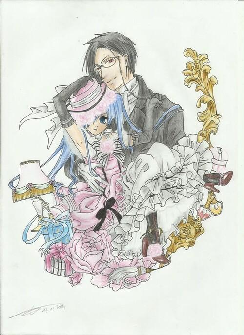 Ciel & Sebastian [1c]