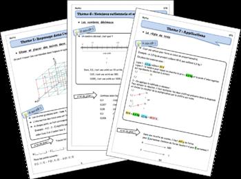 Maths 7H (CM2)