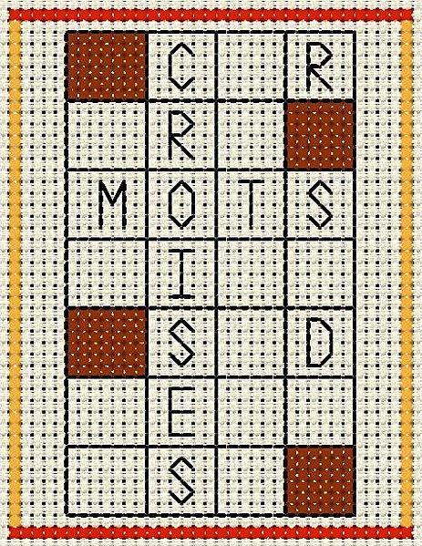 MOTS CROISES 1