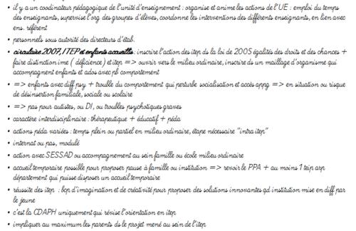 MODULE de juin 2014 : note 6