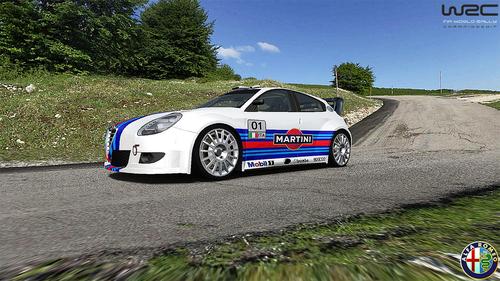 Alfa Giulietta WRC