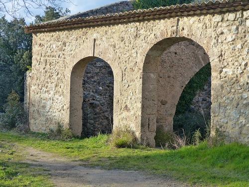 Ruines de Tibéret