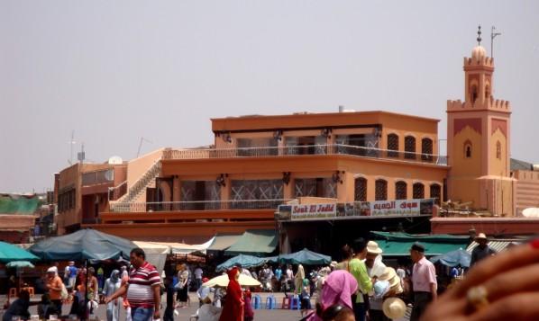 Place Jema El Fnaa