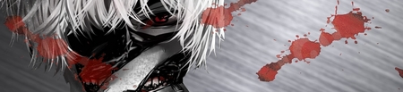 Header: Tokyo Ghoul Dark