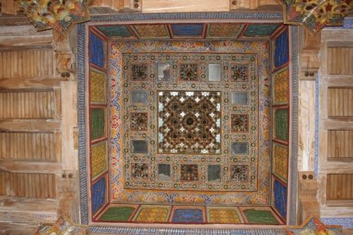Boukhara : la citadelle Ark