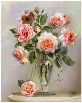 Bouquet  dans le blog