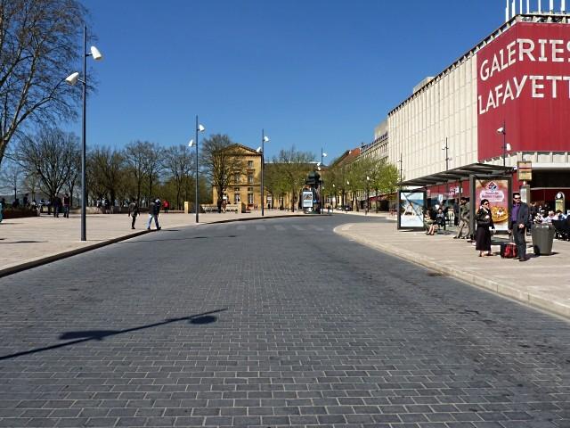 La Nouvelle place de la République de Metz 7 Marc de Metz