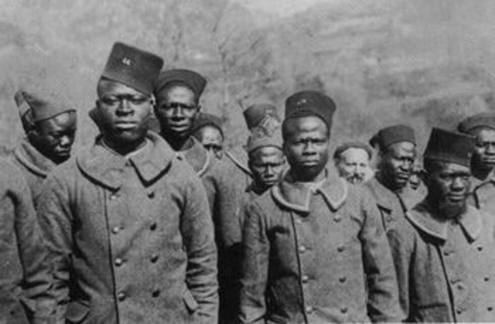 Les colonies dans la première guerre mondiale