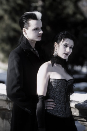 Lacrimosa, groupe goth