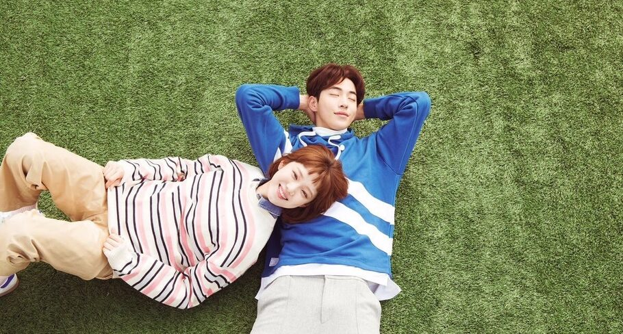 Weightlifting Fairy Bokjoo