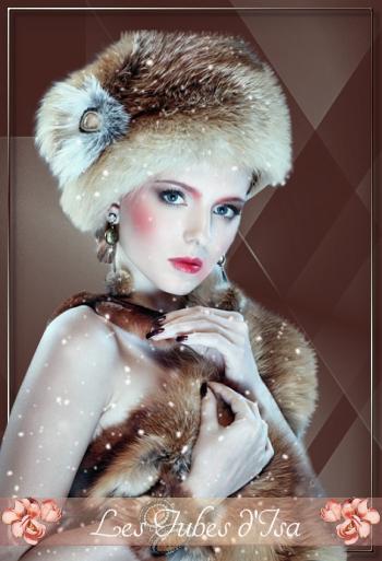 FHI0012 - Tube femme hiver