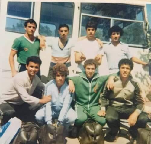 MCA Juniors 1980/1981