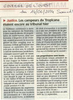 Tribunal Instance Sables d'Olonne