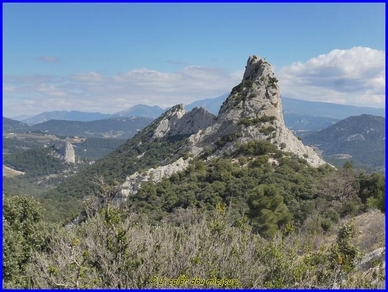 Le tour des dentelles de Montmirail