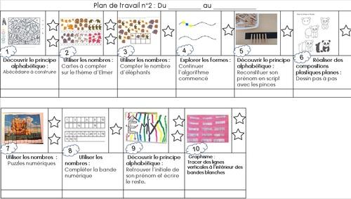 Plan de travail n°2 (GS)