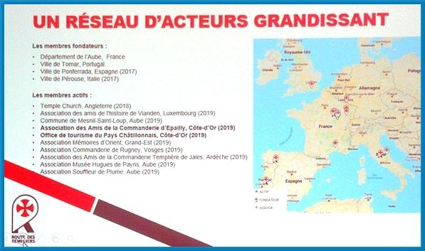 L'Assemblée Générale 2019 de l'Office du Tourisme du Châtillonnais (OTC)