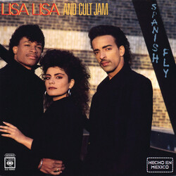 Lisa Lisa & Cult Jam - Spanish Fly - Complete LP