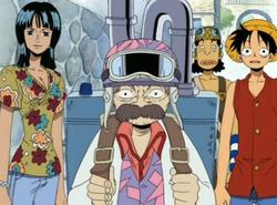 One Piece - Saison 5