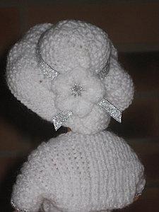 robe-de-mariee-ete-chapeau mariée