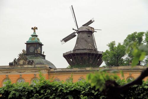 Potsdam-Sanssouci