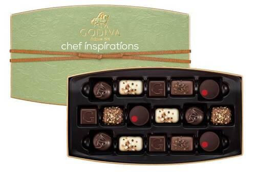 Saveurs du Monde : la nouvelle collection de Godiva, votre chocolatier à Montpellier