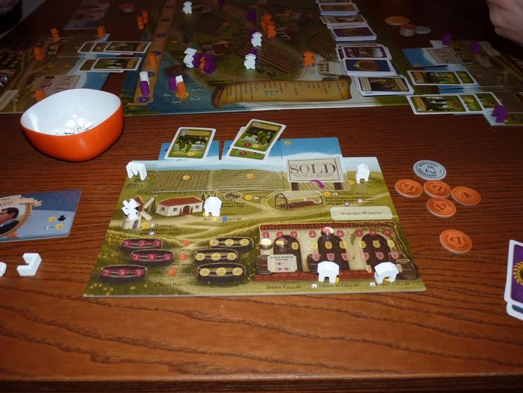 Viticulture (mon domaine)